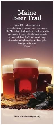 Maine Brewery, Kennebec River Brewery, Maine Beer Trail, Microbrewery Maine - Northern Outdoors