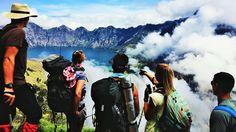 3/4 МЕГА-ТРЕК на вулкан РИНДЖАНИ | Индонезия, Ломбок
