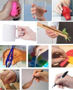 Album di vita pratica Montessori: tipi di presa della mano – Lapappadolce Practical Life, Activities For Kids, Dita, Album, Children Activities, Real Life, Kid Activities, Petite Section, Kid Crafts