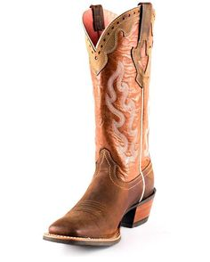 Ariat women's Crossfire Caliente boot.   @Jukebox Festival