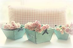 roses and gingham | Flickr - Photo Sharing!