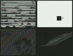 John Maeda, Mirror, Mirror, creat al 1999. 5è llibre de la col·lecció de Reactive Books de John Maeda. No es va arribar a publicar.