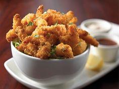 Popcorn Shrimp – as seen on The Talk Show