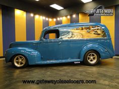 1940 Ford Panel Truck   - Stock #5037-STL