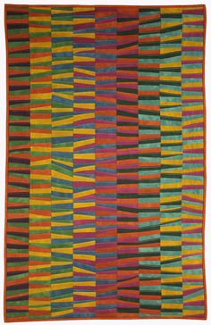 Wood If I Could by Kent Williams. This art quilt was machine pieced and machine quilted using commercial cotton fabrics and cotton thread.