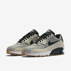 nike met panterprint nike air sleehak