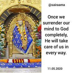 Jai Ram, Sai Baba Miracles, Spiritual Religion, Sai Baba Pictures, Sai Baba Quotes, Om Sai Ram, God Prayer, Prayers, Spirituality