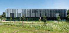 Gallery - DLR Robotics and Mechatronics Center / Birk Heilmeyer und Frenzel Architekten - 1