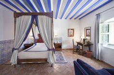 #Habitacion de #invitados en el #Parador de #Almagro   #rusticChic #bodas #tematicas #lugar #magico #bodas con #encanto