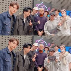 """my ahgapanda heart is so happy 🥺"" Youngjae, Bambam, Kim Yugyeom, Got7, Jinyoung, Wang Jackson, Gd And Top, Markson, U Kiss"