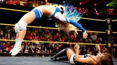 WWE NXT Results - Alexa Bliss vs Alicia Fox #wwe
