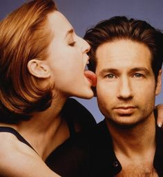 Shipping Sunday: The X-Files's Mulder/Scully