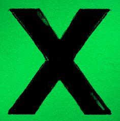 Ed Sheeran - X Album Cover