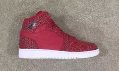 "online retailer 051e1 fb30c Air Jordan 1 ""Red Elephant Print"""