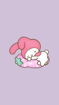 My Melody Sanrio, My Melody Wallpaper, Sanrio Characters, Fictional Characters, Baby Things, Sailor Moon, Hello Kitty, Kawaii, Toys