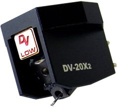 DV-20X has a solid aluminum alloy body and a rigid magnet construction similar to XX-2MKII. The cantilever is a 6mm length of hard aluminum pipe with a Micro-Ridge stylus. The magnetic flux damping and softened magnetism along with powerful neodymium magnets gives the 20X2H a healthy 2.8 mV output - suitable for most MM inputs. The 20X2L has an output of 0.3 mV ideal for most MC phono stages. Both high and low versions of their 20X2 are available ensure for the optimum end result. The high…