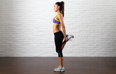 Quad Stretch http://www.runnersworld.com/injury-prevention-recovery/5-post-race-standing-stretches-every-runner-should-do/slide/5