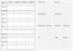 BaBy w kuchni: Jak planować posiłki na cały tydzień? - planer zakupy tygodniowe i jadłospis na tydzień