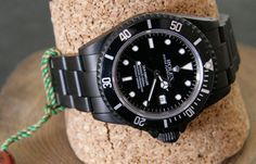 Black Limited Edition Rolex Watches-05
