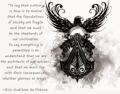 assassin's creed unity quotes - Google Search