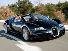 Bugatti Veyron 16.4 Grand Sport - probley will never get one but i can dream