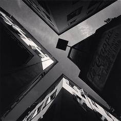 La Trappa, Vieille, Nice, France, 1996 by Michael KENNA