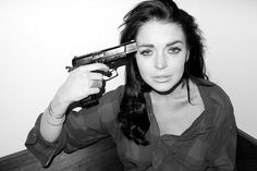 Fotos: Lindsay Lohan by Terry Richardson
