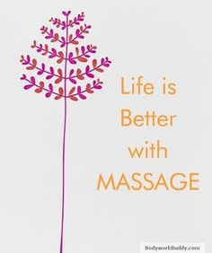 Life is better with a custom massage from Element's Stoneham!  Call us to book your next session 781-438-4110