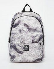 Love this feathery look | Mochila adidas, Mochilas ...