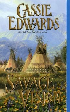 Savage Vision (Savage (Leisure Paperback)) by Cassie Edwards. $0.01. Publisher: Leisure Books (September 1, 2005). Publication: September 1, 2005. Author: Cassie Edwards. Series - Savage (Leisure Paperback)