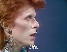 1/2 David Bowie: Life
