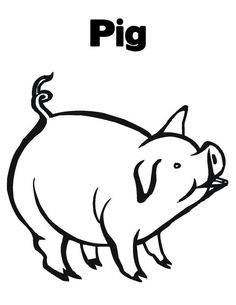 11 Pictures Of Pigs to Color Pictures Of Pigs to Color. 11 Pictures Of Pigs to Color. top 20 Free Printable Pig Coloring Pages Line Peppa Pig Coloring Pages, Farm Animal Coloring Pages, Cute Coloring Pages, Cartoon Coloring Pages, Coloring Pages To Print, Printable Coloring Pages, Coloring Pages For Kids, Kids Coloring, Coloring Sheets