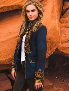 """Cowgirl Fashion :: Jackets and Blazers :: DOUBLE D RANCH FALL 2013 """"HOW THE WEST WAS LOST"""" - Native American Jewelry