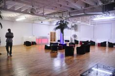 Starting at $1800, this is 3500 square foot NYC event loft is well-suited for any type of event. Located in Port Morris warehouse district of the Bronx, just 3 stops from Manhattan on the #6 line.