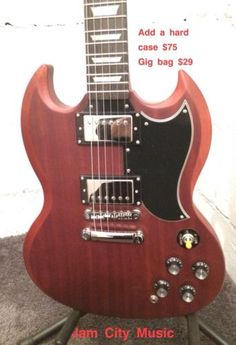Epiphone Faded Gibson SG G-400 Faded Worn Cherry Electric Guitar