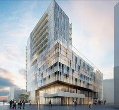 Engel & Völkers Headquarters Richard Meier & Partners Architects LLP