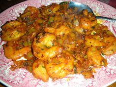 Image Result For Shrimp Mozam Que Recipe