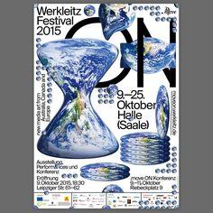 designeverywhere: Werkleitz Festival 2015   VISUALGRAPHC