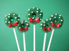 Recipe: Pretty present cake pops | Cake pop, Cake and Cakepops