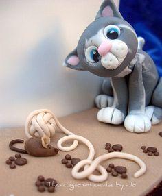 Kitty sugarcraft