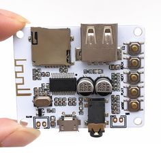 Bluetooth Audio Receiver With USB TF Card Decoding Board Preamp Output Module