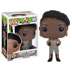 Ghostbusters Patty Tolan Pop! Vinyl Figure - Funko - Ghostbusters - Pop! Vinyl Figures at Entertainment Earth