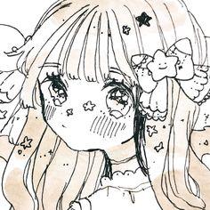 immagine scoperto da ✩ೃ༄*. Scopri (e salva!) immagini e video anche tu su We Heart It Cute Art Styles, Cartoon Art Styles, Arte Grunge, Character Art, Character Design, Arte Indie, Pretty Drawings, Dibujos Cute, Cute Icons