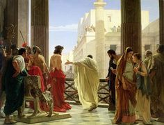 Ecce homo by Antonio Ciseri (1) - Gesù - Wikipedia