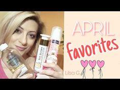 Αγαπημένα Απριλίου 2017 💜 | LITSA G. | April Favorites