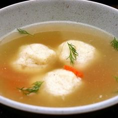 Matzo Ball Soup | 30 Delicious Things To Cook In April