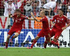 Champions League Finale 2012 FC Bayern München (GER) : FC Chelsea (ENG) (19.05.2012, 20:45, Allianz Arena, München) © by GEPA pictures Champions League Finale, Fc Chelsea, Sports, Fc Bayern Munich, Hs Sports, Sport