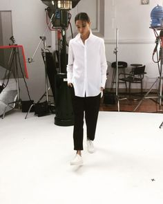 We're on the set of @woolworths_s's Studio W. SS17 shoot today! Check out one of their gorgeous models @sharinagutierrez doing her thing! #GLAMfashion  via GLAMOUR SOUTH AFRICA MAGAZINE OFFICIAL INSTAGRAM - Celebrity  Fashion  Haute Couture  Advertising  Culture  Beauty  Editorial Photography  Magazine Covers  Supermodels  Runway Models