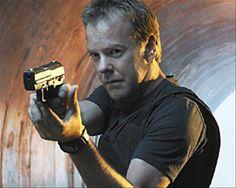 Jack Bauer, 24 (Kiefer Sutherland)