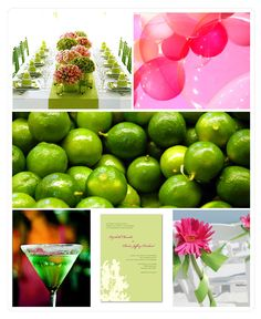 table settings for weddings greens and blues   ... Green « Wedding Style, Planning & Inspiration   the Wedding Paper